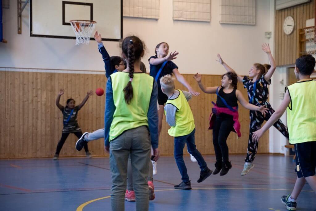 Ovbollochskola Handbollsskola för alla 15