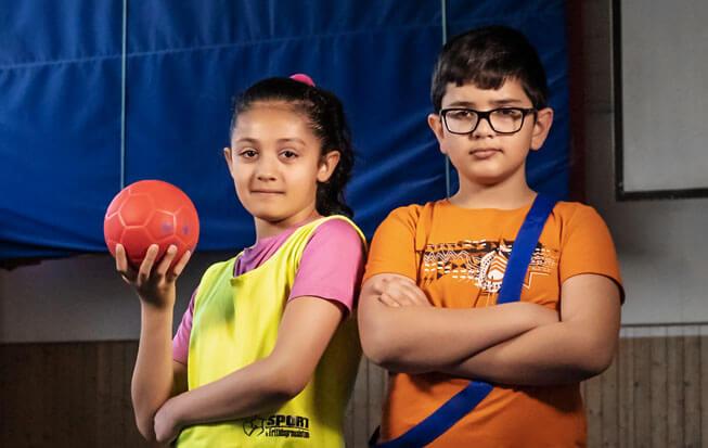 Ovbollochskola Handbollsskola för alla 33