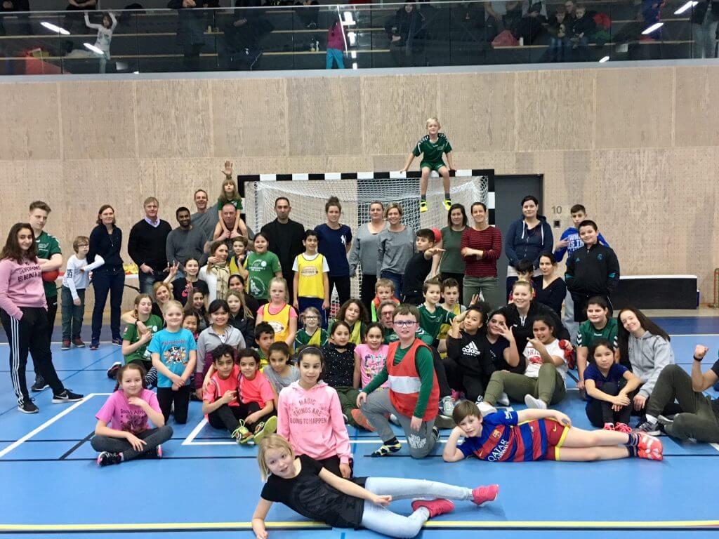 Ovbollochskola Handbollsskola för alla 09 Samling