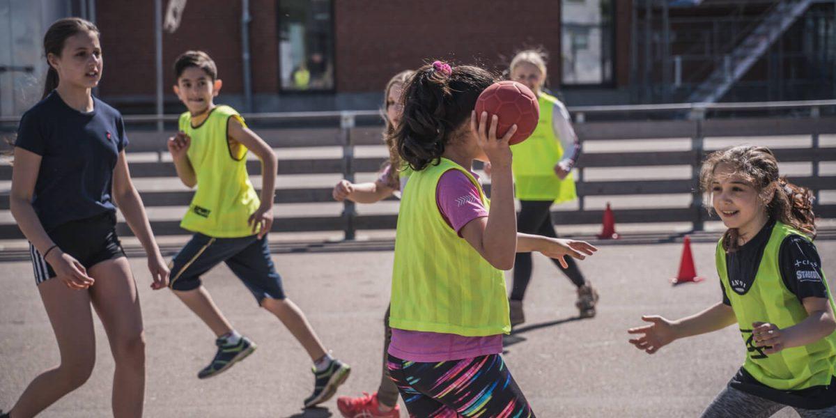 Ovbollochskola Handbollsskola för alla 06